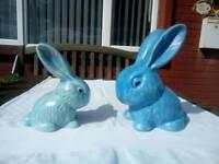 Wadeheath flaxman bunnies, 1930's