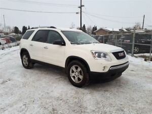 2012 GMC Acadia SLE 3.6L V6!! AWD 7 Passenger!! Low Payments!!