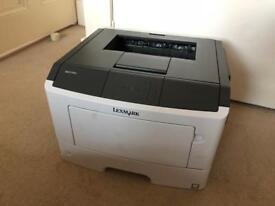 Lexmark ms310dn Black laser printer