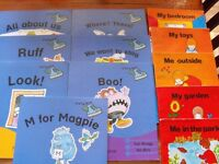 EARLY READERS (STAGE 2) BOOK BUNDLE X 12 BOOKS