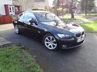 2006/56 BMW 330d SE Auto 2dr Coupe Black