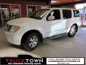 2008 Nissan Pathfinder HEATED LEATHER-NAV-BLUETOOTH