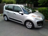 Citroen C3 VTR plus PICASSO with only 57,000 miles