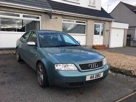 Audi A6 - 2.4l petrol