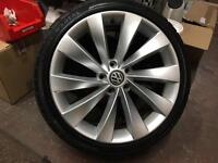 VW Scirocco Alloy Set **Like New**