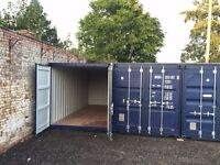 Self Storage Containers for Stevenage - From £18 p/w