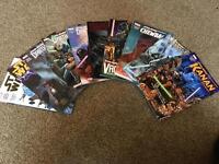 Star Wars marvel graphic novels