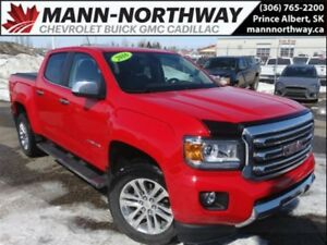 2016 GMC Canyon SLT | Navigation, Leather, Bose, Bluetooth.