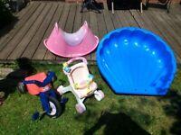 Outside toys bundle
