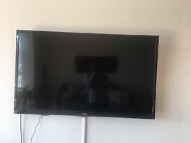 LG 45 inch HD LCD SMART 3D television