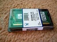 Kingston laptop 8gb memory stick