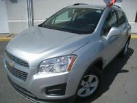 2013 Chevrolet Trax LT+AWD+1.4 L TURBO