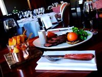 EXPERIENCED WAITING STAFF REQUIRED FOR CITY CENTER RESTAURANT