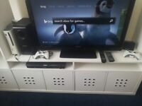 Full Entertainment TV, Console, Games, DVD, Theater Sound System
