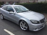 Mercedes clc 2009 2.1d £4500