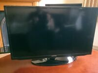 Samsung 32 inch LED HD smart TV with Freeview