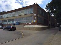 783 Sq Ft grnd floor Industrial Unit / Workshop / Work Space / Storage / Office in secure courtyard