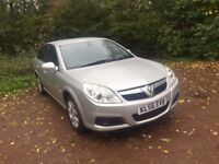2006 (56) VAUXHALL VECTRA 1800 DESIGN 5 DOOR HATCH BACK NEW MOT SAT NAV