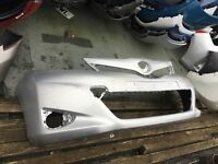 TOYOTA YARIS 2012-2014 ONWARDS FRONT BUMPER FOR SALE