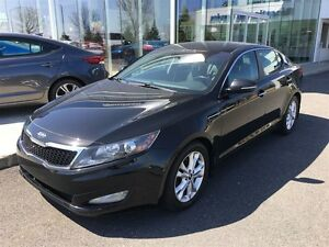 2013 Kia Optima EX + A/C + BLUETOOTH