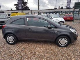 2013-63 Vauxchall corsa s 1.0 Ecoflex in rare GREY! Low insurance HPI CLEAR high MPG great first car