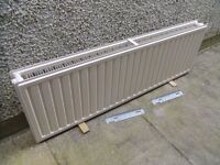 large double panel radiator