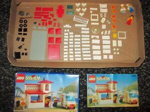 Lego 6350 Pizza to go (1994) Gatineau Ottawa / Gatineau Area image 8