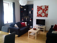 Large two bedroom flat close to Dundee universities.