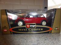 COLLECTABLE MODEL MINI COOPER