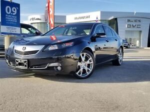 2014 Acura TL Elite | Sunroof | Navigation | Heated/Cooled Seats