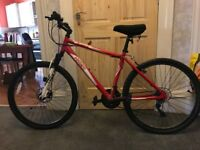 "Hyper bike Co Detonate Mens 26"" mountain bike. Excellent condition"