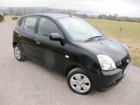 Kia Picanto 1.1 LX only 51,000 miles ~ YEARS MOT ~ 5 Door ~ Many new parts ~ VGC ~ £1675
