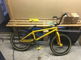 Diamond back bmx bike