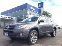 2011 Toyota RAV4 SPORT - AWD, ALLOYS, FOG LIGHTS
