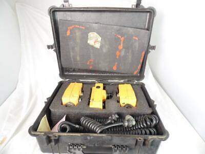 Spectra Physics Laserplane St2 20 0365 2040 Blade Pro Set With Case Used