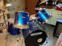 Used dynamic drumset