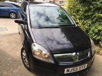 (55) Vauxhall Zafira 1.6 16v GREAT CAR