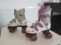 Roller skates girls size 13 outdoor toy