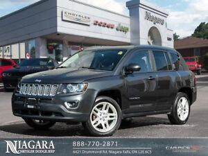 2014 Jeep Compass LIMITED | NAVI | LEATHER | SUNROOF | BACKUP CA