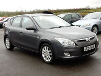 2007 hyundai I30 style with only 49000 miles, motd until april 2016 all cards welcome