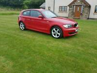 Bmw 116i low mileage A1 condition