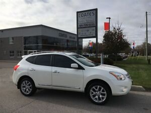 2012 Nissan Rogue SV~New Front and Rear Brakes~