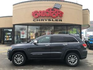 2014 Jeep Grand Cherokee Limited | Fully Loaded | AWD |