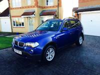 🔵 SMART BMW X3 2.0D PX? JUST SERVICED & NEW MOT! 119k FSH HEATED LEATHER! MAY PX-SWAP?
