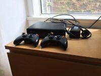 Xbox 360 250GB + 12 Games