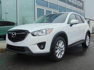 2014 Mazda CX-5 GT AWD CUIR TOIT BLUETOOTH