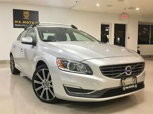 2014 Volvo S60 T6, ACCIDENT FREE!!! BACKUP-CAMERA, ROOF RACK