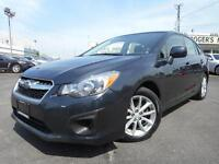 2012 Subaru Impreza TOURING PKG - HATCH - BLUETOOTH
