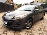 Mazda3 1.6 D TS 5dr£3,950 p/x welcome **FULL MAZDA MAIN DEALER S/H** 2010 (09 reg), Hatchback