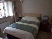 1 bedroom in detached house with owner. All meals and bills. suit working professional